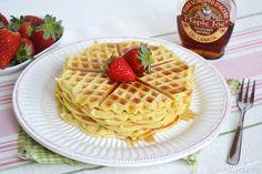 » Waffle Ricette di Misya - Ricetta Waffle di Misya