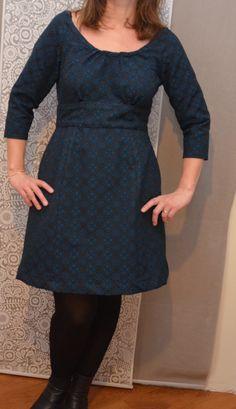 Dalhia Colette patterns