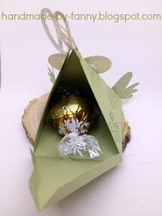 Handmade by Fanny Up, Material, Blog, Christmas Ornaments, Holiday Decor, Handmade, Home Decor, Paper, Die Cutting