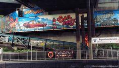 #Hamburg Hafen Graffiti Sail away - streetart