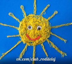 АПЛІКАЦІЇ Craft Ideas, Early Education, Activities, Yarns