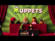 Muppets Get Star on Hollywood's Walk ofFame