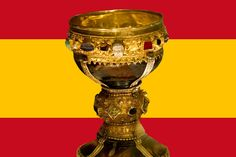 Known until now as the goblet of the Infanta Dona Urraca - daughter of Fernando I, King of Leon from 1037 to 1065 - is displayed in the Basilica of San Isidoro in Leon, northern Spain on March 31, 2014. Spanish researchers Margarita Torres and Jose Miguel Ortega del Rio reveal in their book 'The kings of the Grail' that they have found the goblet from which Jesus Christ supposedly sipped during the Last Supper.