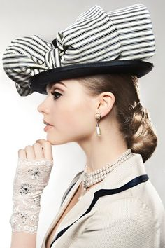 Hats Have It: Kristen Cleal Millinery