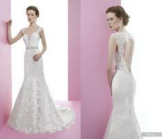 Eilenn #miquelsuay #bridalcollection Bridal, Wedding Dresses, Fashion, Bridal Gowns, Confident Woman, Wedding Dress Sheath, Curves, Princess, Boyfriends