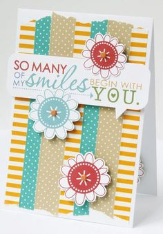GretchenMcElveen_Designer Tapes card1_So Many Smiles (bella blvd blog)