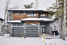 Facade, Garage Doors, Detail, Outdoor Decor, Home Decor, Decoration Home, Room Decor, Facades, Home Interior Design