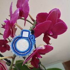 Spilla Milano in soutache
