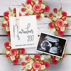 Baby Shower List, Couple Pregnancy Photoshoot, Pregnancy Calendar, Couples Baby Showers, Pregnant Diet, Flat Lay Photography, Ultrasound Ideas, Baby Photos, Baby Kids