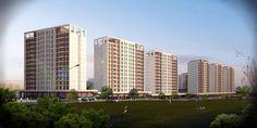 Özyurtlar İnşaat tarafından Esenyurt'ta inşa edilen Nşehir projesinin ikinci etabı yatırımcısıyla bu...