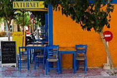 Café - Paleochora | Flickr: Intercambio de fotos
