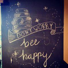 Dot worry, bee happy!!