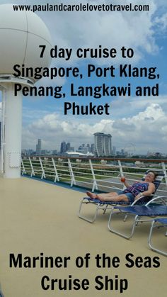 We spent 7 nights cruising Singapore, Penang, Langkawi and Phuket on the Mariner of the Seas, read all about it here!