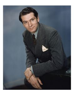 Laurence Olivier photograph, by Alexander Paal,