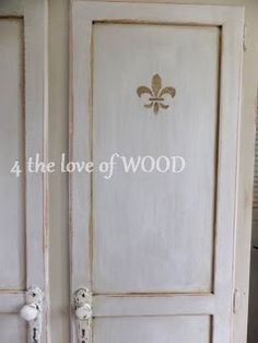 4 the love of wood: PRIMITIVE CLOSET - fixing up an armoire