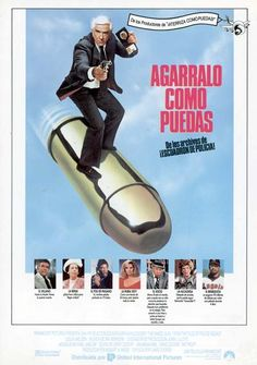 "Agárralo como puedas (1988) ""The Naked Gun: From the Files of Police Squad!"" de David Zucker - tt0095705"