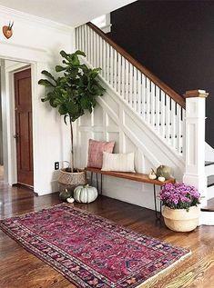 50 Best Rug Living Room Farmhouse Decor Ideas 30 – Home Design House Design, House, New Homes, Decor Inspiration, Home Decor, House Interior, Home Deco, Interior Design, Home And Living