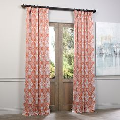 You'll love the Page Park Damask Blackout Single Curtain Panel at Wayfair - Great Deals on all Décor products with Free Shipping on most stuff, even the big stuff.