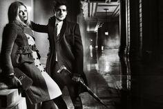 Burberry Fall Campaign