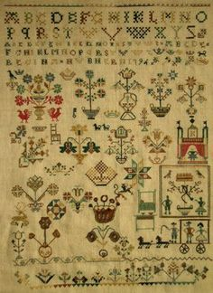 Regina Hubnern - 1794 :: Sampler Browse :: The Essamplaire
