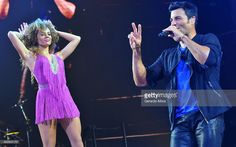 Chayanne performs at Amway Center on August 2, 2015 in Orlando, Florida.