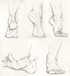Exceptional Drawing The Human Figure Ideas. Staggering Drawing The Human Figure Ideas. Human Figure Drawing, Figure Drawing Reference, Art Reference Poses, Anatomy Reference, Figure Drawing Tutorial, Leg Reference, Human Body Drawing, Human Art, Feet Drawing