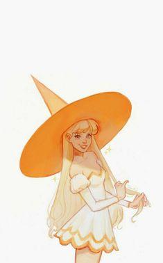 Cool Art Drawings, Art Sketches, Girl Cartoon, Cartoon Art, Character Drawing, Character Design, Drawing Cartoon Faces, Cute Art Styles, Witch Art