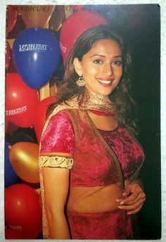 Madhuri Dixit Hot, Madurai, Timeless Beauty, Bollywood Fashion, Beautiful Actresses, Indian Beauty, Desi, Peplum Dress, Actors