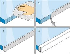 Image result for corner fixing for polycarbonate sheeting