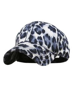 Love this Black Leopard Baseball Cap by Kbethos on  zulily!  zulilyfinds  Cute Hats d9525a13a63e