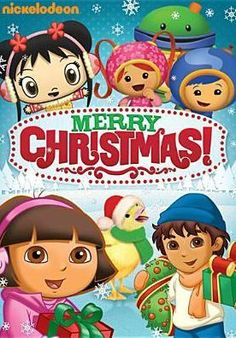 Nick Jr Holiday Shows Wonder Pets Diego Saves Christmas Christmas With The Backyardigans Spongebobs Frozen Face Off Doras Christmas Carol Adventure