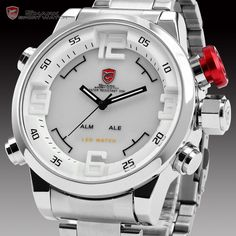 SHARK Sport Watch - Gulper Shark | Raddest Men's Fashion Looks On The Internet: http://www.raddestlooks.org