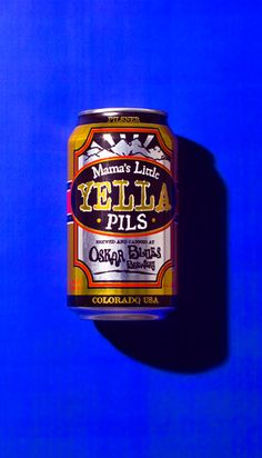 Oskar Blues Mama's Little Yella Pils - The 9 Beers You're Drinking This Summer - TIME