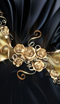 ideas flowers painting abstract mobiles for 2019 Bling Wallpaper, Flower Wallpaper, Pattern Wallpaper, Wallpaper Backgrounds, Cellphone Wallpaper, Iphone Wallpaper, Tapete Gold, Foto Art, Pretty Wallpapers