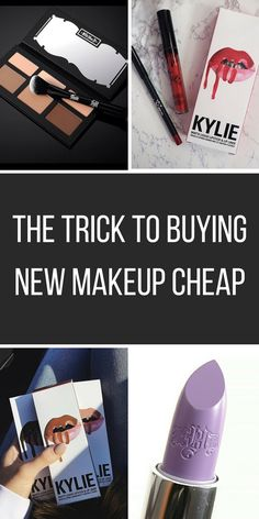 Sale! Shop Kat Von D beauty, MAC Cosmetics, Kylie lip kits, and other top brands at up to 70% off! Click image to install the free Poshmark app now.
