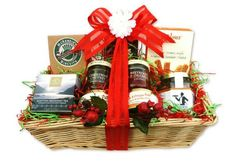 Christmas Hampers packed with different types of special gifts can be a great Christmas present for your loved ones. Aside from the fact that you [. Xmas Hampers, Christmas Gift Baskets, Gift Hampers, Food Hampers, Christmas Gifts 2016, Christmas Present For You, Christmas 2019, Arts And Crafts Projects, Diy Crafts