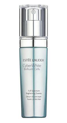 #EsteeLauder CyberWhite HD Correcting Essence #SkinCare