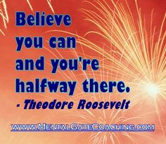 Inspirational Quotes Theodore Roosevelt