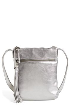 Hobo 'Sarah' Leather Crossbody Bag available at #Nordstrom