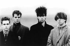 Echo & the Bunnymen - live at Liverpool Empire - January 1988 - BBC Radio 1 In Concert series - Past Daily Soundbooth: The alive and kicking Jimi Hendricks, Peel Sessions, Echo And The Bunnymen, Bunny Man, Much Music, 80s Music, Beat Generation, Bbc Radio 1, Britpop