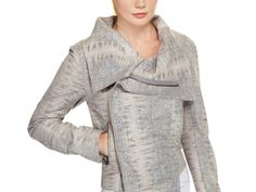 Queensway Faux Lizard Jacket by SW3