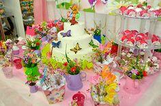 decoração borboletas