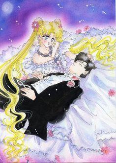 ¿No hay mucha diferencia de edad entre Darien y Serena? | 21 Pensamientos que tengo sobre Sailor Moon ahora que soy adulto