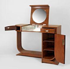 New art deco design bedroom dressing tables ideas Antique Furniture For Sale, Top Furniture Stores, Art Deco Furniture, Furniture Styles, Rustic Furniture, Vintage Furniture, Cool Furniture, Modern Furniture, Furniture Design
