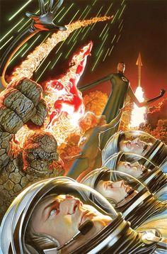 Fantastic Four # 1 JAMES ROBINSON (W) • LEONARD KIRK (A / C)  Portada alternativa por Jerome Opena