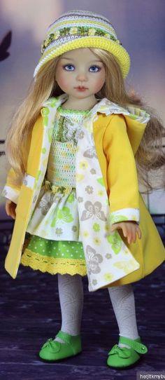 Cute doll-D.Effner