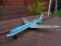 Flugzeug-Airbus-KLM-50-60-Jahren
