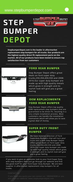 15 Best Ford Super Duty Bumper images in 2017 | Ford super