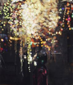 Galaxy of Bokeh Bokeh Photography Inspiration