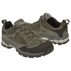 Propet Stevens Shoes (Pewter/Dark Grey) - Men's Shoes - 11.5 3E